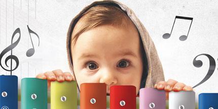 طراحی محیطی آموزش موسیقی کودکان آموزشگاه بتهوون
